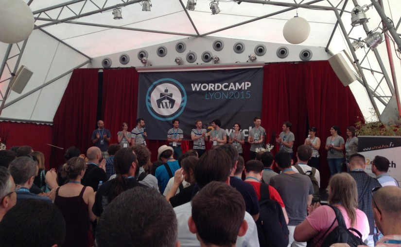 WordCamp Lyon – June 2015 – Feedback
